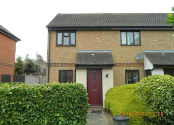 Thumbnail 1 bed end terrace house to rent in Vellacotts, Brromfield, Chelmsford, Essex