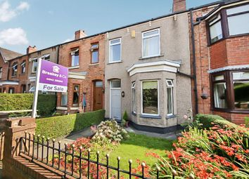 Thumbnail 3 bed terraced house for sale in Church Grove, Wigan