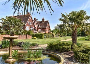 Thumbnail 4 bed flat for sale in Beechwood Hall, Eyhurst Park, Tadworth, Surrey