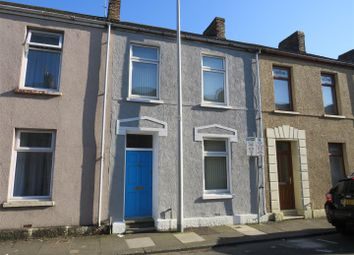 3 bed terraced house for sale in Andrew Street, Llanelli SA15