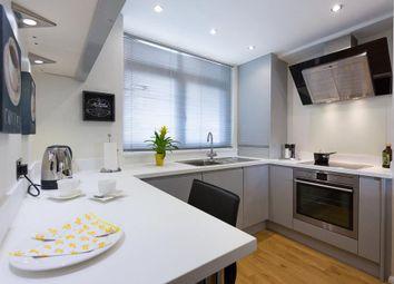 Thumbnail 3 bedroom flat for sale in Grosvenor Rise East, London