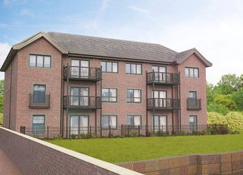 "Thumbnail 3 bed flat for sale in ""Plot 73"" at Blinkbonny Road, Currie"