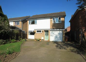 Thumbnail 4 bed detached house for sale in Begonia Drive, Burbage, Hinckley