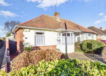 2 bed semi-detached bungalow for sale in Bromstone Road, Broadstairs, Kent CT10
