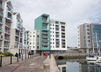 Thumbnail 2 bedroom flat to rent in Harbour Avenue, Plymouth