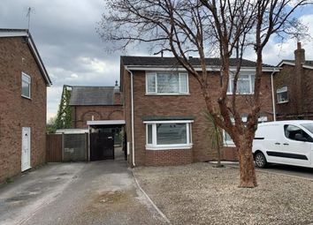 Thumbnail 2 bed semi-detached house for sale in The Grange, Burton On Trent, Staffordshire