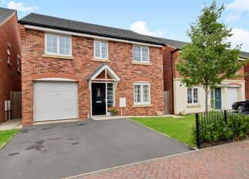 Thumbnail 4 bedroom detached house for sale in Bradstone Drive, Mapperley, Nottingham