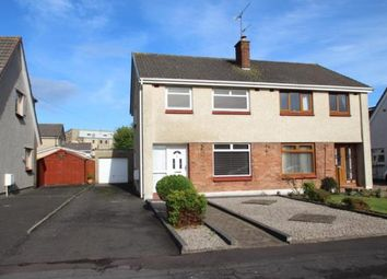 Thumbnail 3 bedroom semi-detached house for sale in Campsie Road, Grangemouth