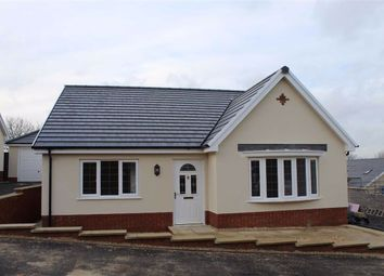 Thumbnail 3 bed detached bungalow for sale in Morgan Court/Maes Y Nant, Llangunnor, Carmarthen