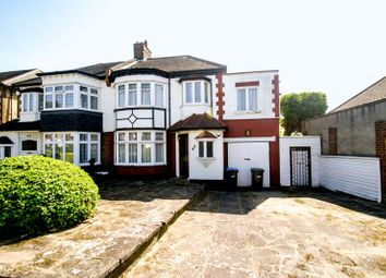 Thumbnail 4 bed property for sale in Minchenden Crescent, London