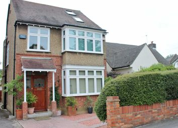 Thumbnail 4 bed detached house for sale in Cleveland Road, New Malden