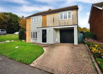 Thumbnail 4 bed detached house for sale in Springfield Avenue, Market Bosworth