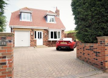 Thumbnail 3 bed detached house for sale in Ormesby Bank, Middlesbrough