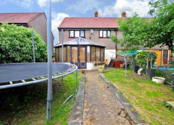 Thumbnail 3 bed end terrace house to rent in Kingston Hill Avenue, Chadwell Heath, Romford