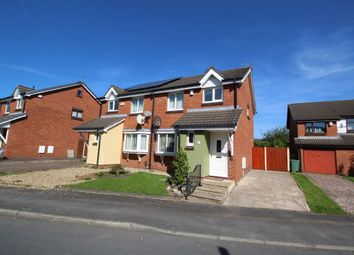 Thumbnail 3 bed semi-detached house to rent in Ribchester Drive, Bury