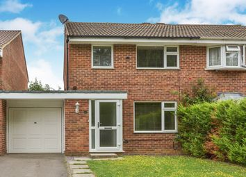 3 bed semi-detached house for sale in Withington, Bradville, Milton Keynes MK13