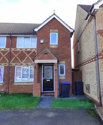 Thumbnail 3 bed semi-detached house to rent in Flinters Close, Wootton, Northampton