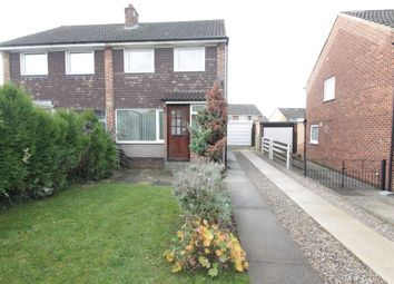 Thumbnail 3 bed semi-detached house to rent in Eskdale Grove, Garforth, Leeds