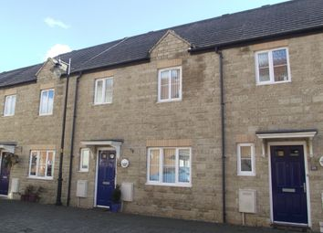 Thumbnail 3 bedroom terraced house to rent in Grayling Close, Calne
