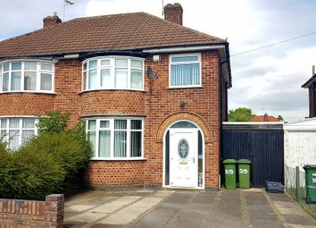 Thumbnail 3 bed semi-detached house to rent in Stonehurst Road, Braunstone, Leicester
