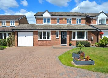 Thumbnail 4 bed detached house for sale in Cheltenham Close, Toton, Beeston, Nottingham