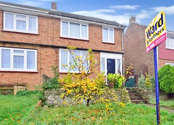 Thumbnail 3 bed semi-detached house for sale in Hurstwood, Chatham, Kent
