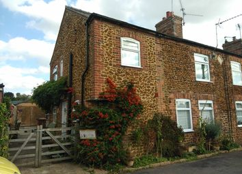 Thumbnail 4 bed end terrace house for sale in Park Lane, Snettisham, King's Lynn