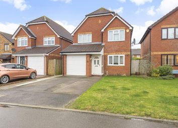 Thumbnail 3 bed detached house to rent in Langford Village, Bicester