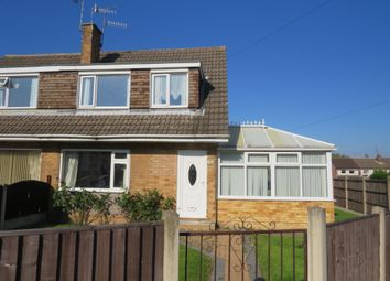 Thumbnail 3 bed semi-detached house for sale in Sunningdale Drive, Ilkeston