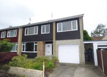 Thumbnail 4 bed semi-detached house for sale in Cannans Close, Winterbourne, Bristol