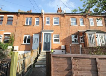 Thumbnail 2 bed terraced house for sale in Gladstone Road, Hockley