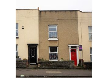 Thumbnail 2 bed terraced house for sale in Two Mile Hill Road, St George