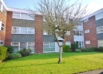 Thumbnail 2 bed flat for sale in Ardleigh Court, Hutton Road, Brentwood, Essex