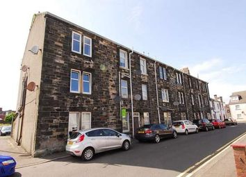 Thumbnail 1 bed flat for sale in Morris Street, Largs