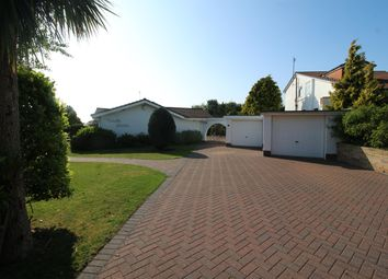 Thumbnail 3 bed detached bungalow for sale in Dalesway, Lower Heswall, Wirral