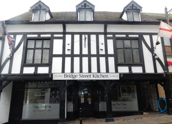 Thumbnail Commercial property for sale in Monks Walk, Bridge Street, Evesham