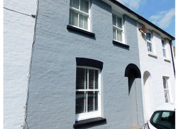 Thumbnail 2 bedroom terraced house for sale in Blatchington Road, Seaford