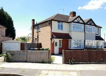 Thumbnail 3 bed semi-detached house to rent in Culver Grove, Stanmore