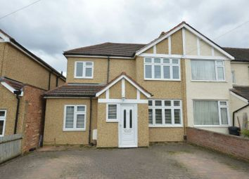 Thumbnail 4 bed end terrace house for sale in Ashby Avenue, Chessington
