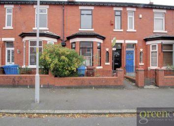 Thumbnail 3 bed terraced house to rent in Westleigh Street, Blackley, Manchester