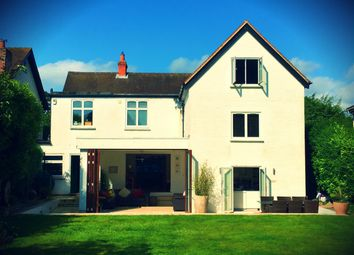 Thumbnail 4 bed detached house to rent in Wargrave Road, Twyford, Reading
