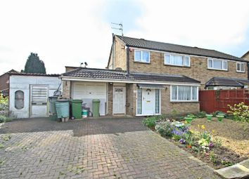 Thumbnail 3 bed semi-detached house for sale in Surrey Place, Bletchley, Milton Keynes