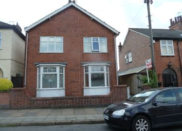 Thumbnail 5 bed detached house to rent in Greenhill Road, Clarendon Park, Leicester