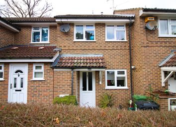 Thumbnail 2 bed terraced house to rent in Albert Road, Bagshot