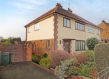Thumbnail 3 bed semi-detached house for sale in Springwood Crescent, Romiley, Stockport
