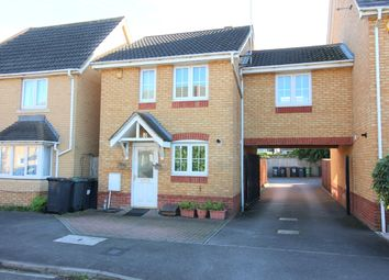 Thumbnail 3 bed end terrace house for sale in Morgan Close, Luton
