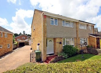 Thumbnail 3 bed semi-detached house for sale in Pace Close, Danescourt, Cardiff.