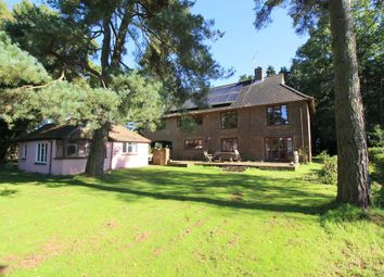 Thumbnail 5 bed detached house for sale in Telegraph Lane, Four Marks, Hampshire