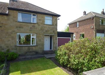 Thumbnail 3 bedroom semi-detached house for sale in Slaithwaite Road, Meltham, Holmfirth