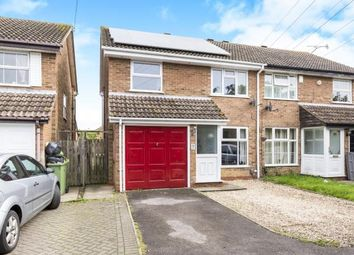Thumbnail 3 bed semi-detached house for sale in Blake Croft, Cheltenham, Gloucestershire